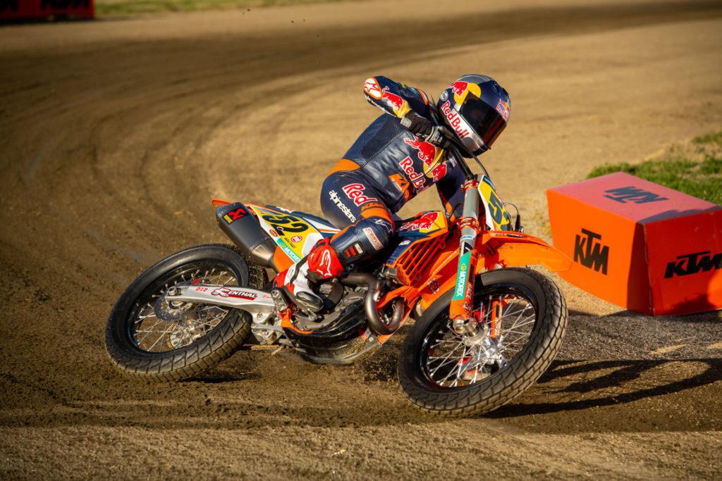 Shayna Texter Bauman (52). Photo courtesy Red Bull KTM.