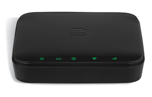 """An AT&T wireless internet """"Home Base."""" Photo courtesy AT&T."""