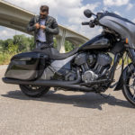 A 2021 Indian Chieftain Elite. Only 120 will be made to celebrate Indian's 120th anniversary. Photo courtesy Indian Motorcycle.