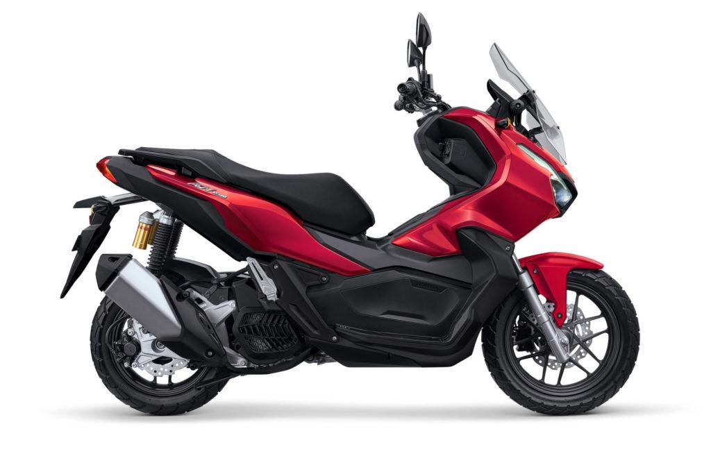 A 2022-model Honda ADV150. Photo courtesy American Honda.