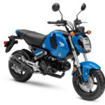 A 2022-model Honda Grom ABS. Photo courtesy American Honda.