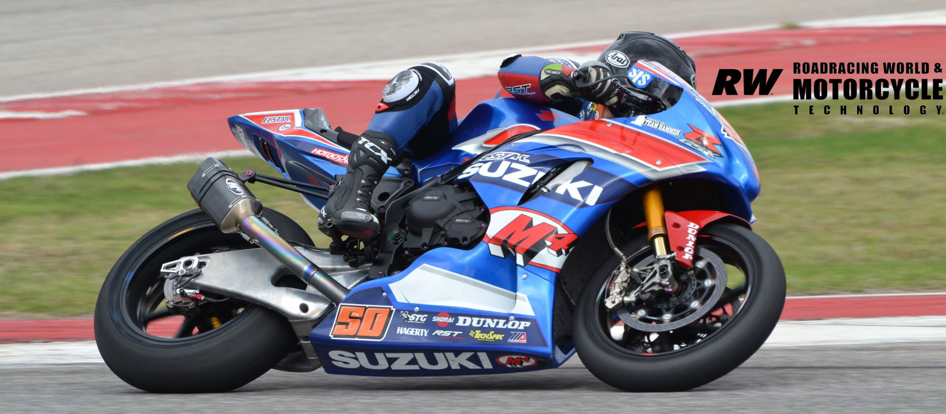 Bobby Fong (50) in action at Circuit of The Americas. Photo by David Swarts.