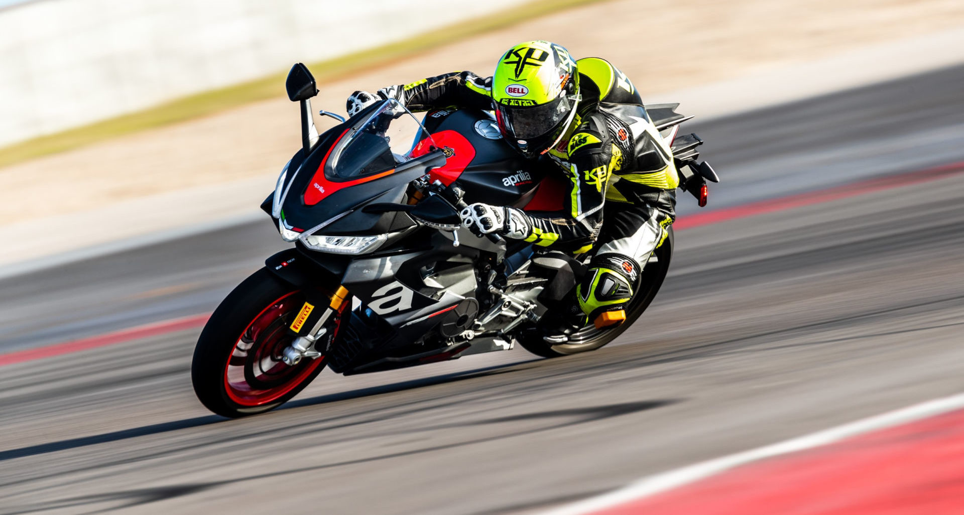 Kaleb De Keyrel is one of three riders Robem Engineering is fielding on the new Aprilia RS 660 in the 2021 MotoAmerica Twins Cup Championship. Photo courtesy Robem Engineering.