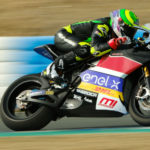 Eric Granado in action at Jerez. Photo courtesy Dorna.