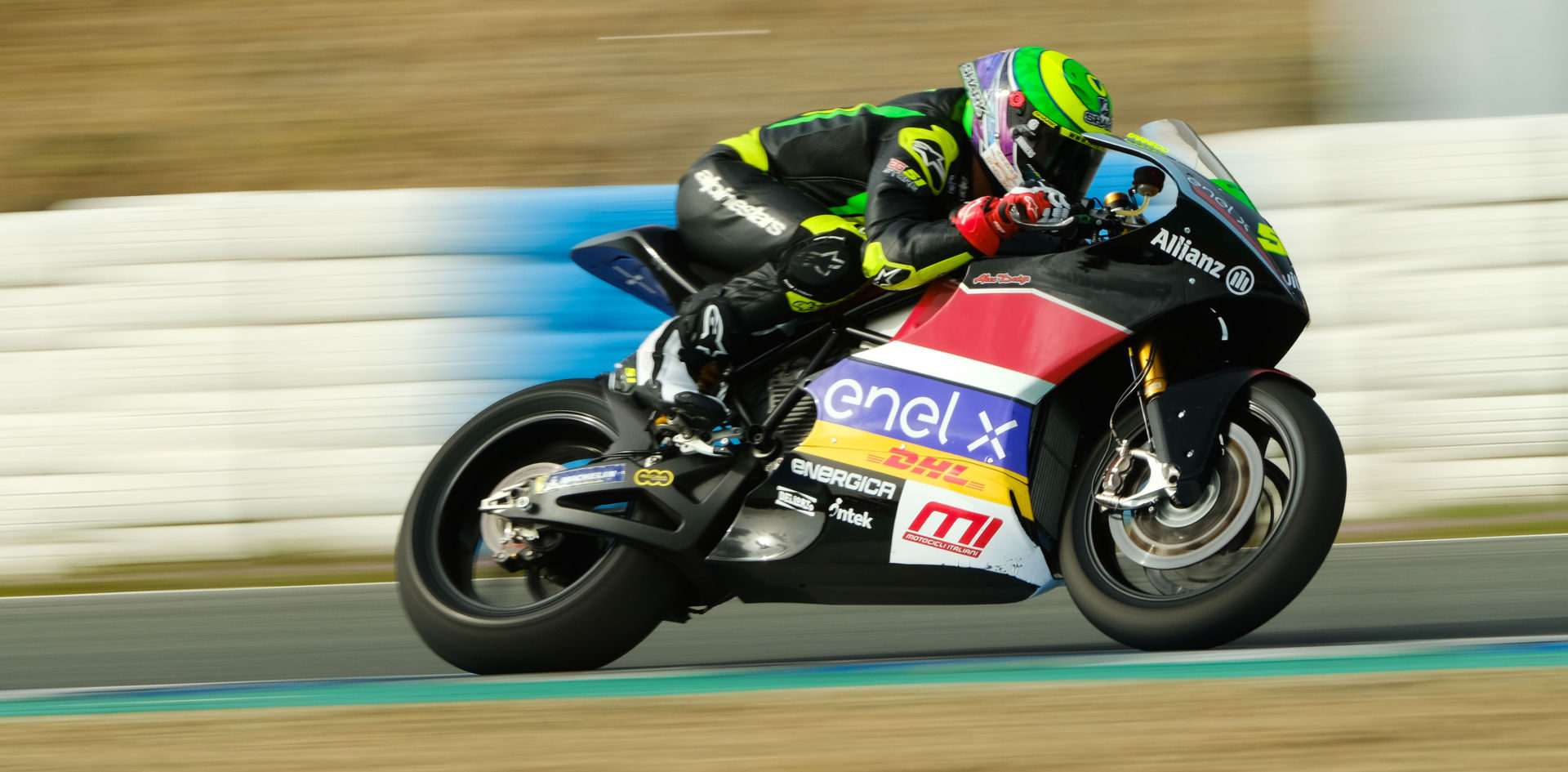 MotoE: Granado Quickest As Testing Concludes At Jerez