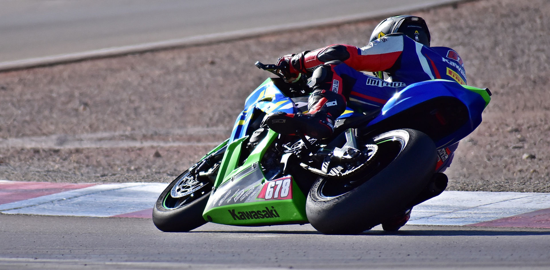 WERA West: Zvik Goes On A Winning Streak In Las Vegas