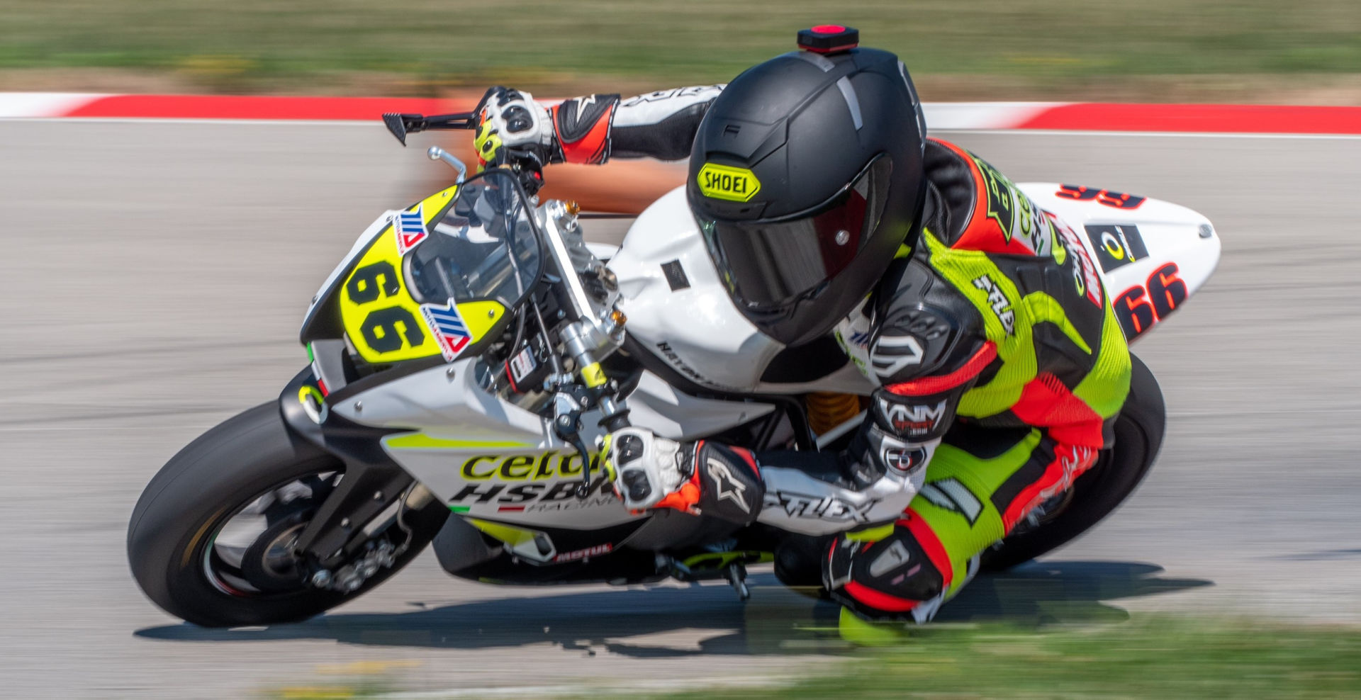 Haydn Meng (66). Photo courtesy Warhorse HSBK Racing Ducati New York.