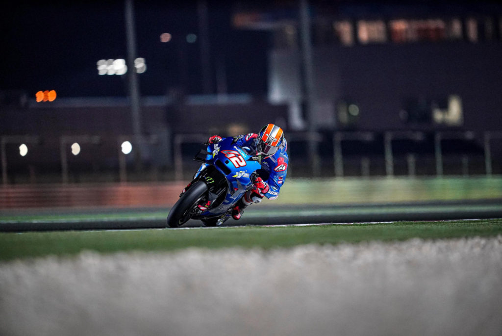 MotoGP: Miller Under Lap Record On Day Three Of Testing In Qatar (Updated)  - Roadracing World Magazine | Motorcycle Riding, Racing & Tech News
