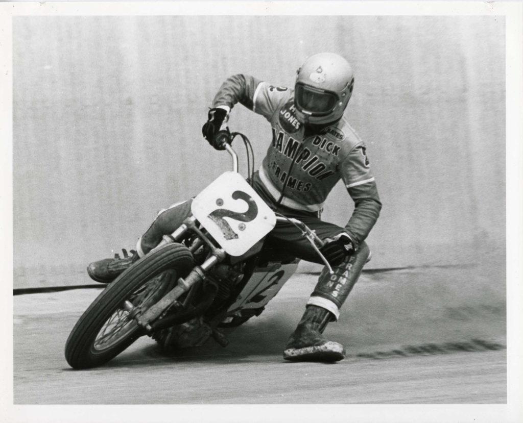 Dick Mann (2). Photo courtesy AMA.