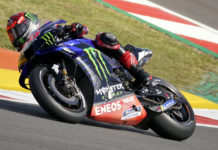 Fabio Quartararo (20). Photo courtesy Monster Energy Yamaha.