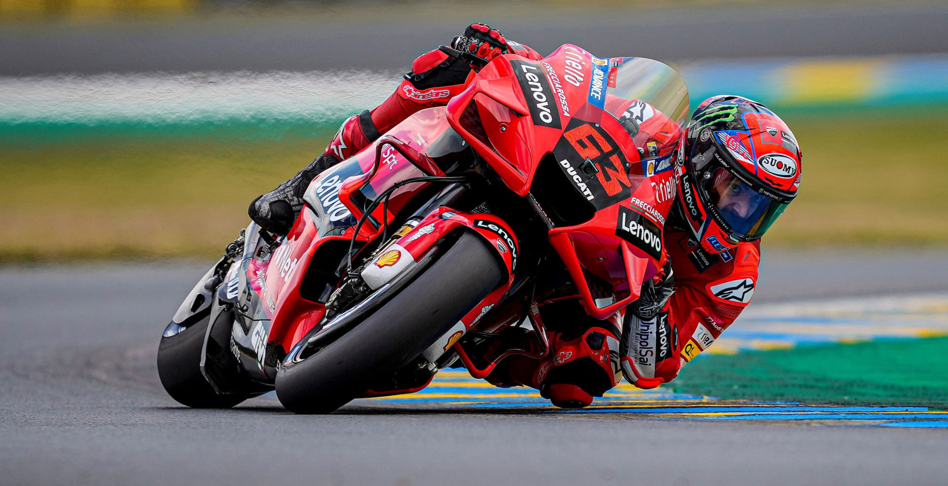 Motogp Bagnaia Quickest Top 16 Covered By 1 0 Second In Fp2 Updated Roadracing World Magazine Motorcycle Riding Racing Tech News