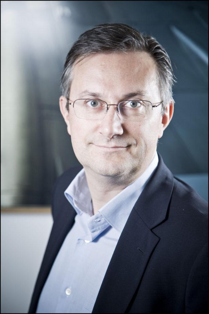 """Francois-Xavier """"FX"""" Terny, FUELL CEO. Photo courtesy FUELL."""