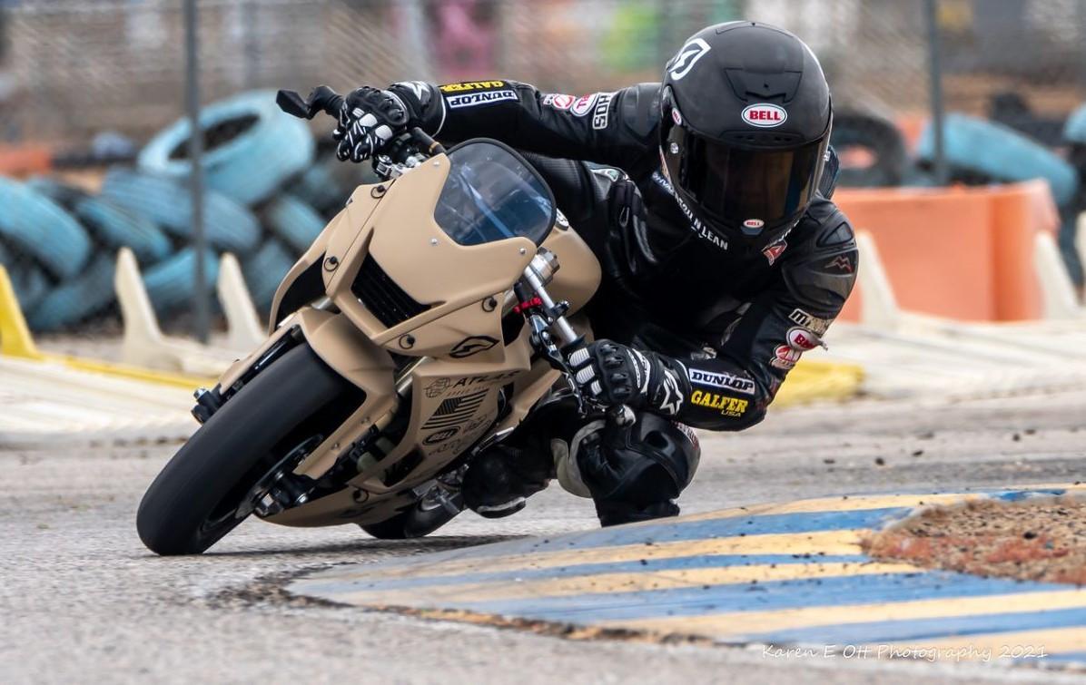 Jesse James Shedden. Photo by Karen E. Ott Photography, courtesy Jesse James Shedden Racing.