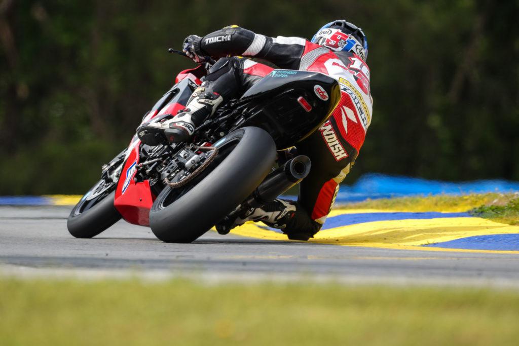 Trevor Standish. Photo courtesy Pure Attitude Racing.