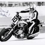 David Aldana (10) on a Kawasaki back in the day. Photo courtesy AMA.
