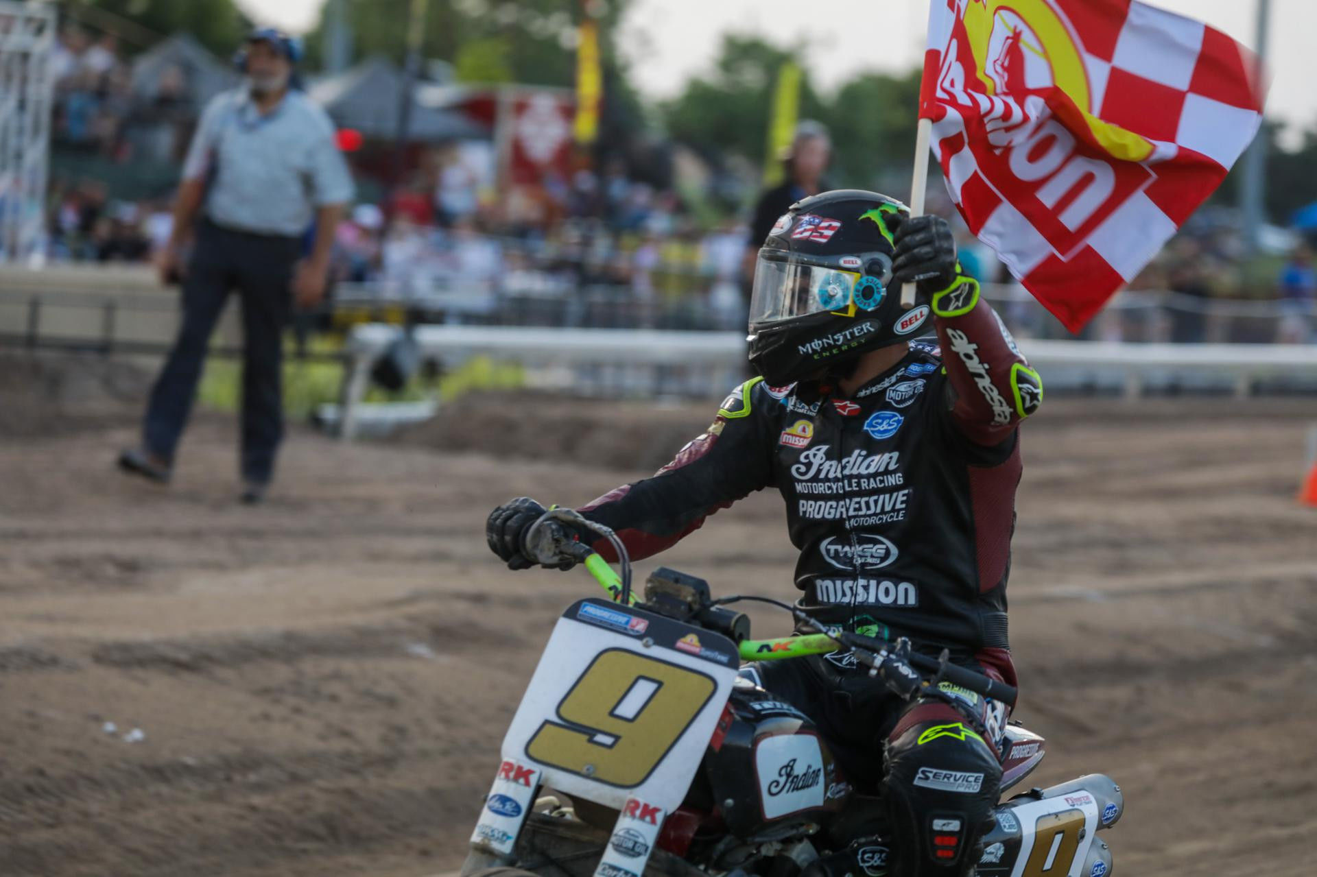 Jared Mees (9). Photo courtesy AFT.
