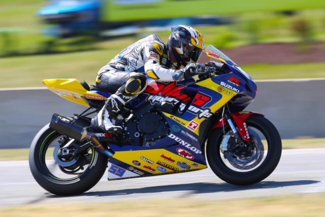 Jaret Nassaney (59). Photo by Brian J. Nelson, courtesy Altus Motorsports.
