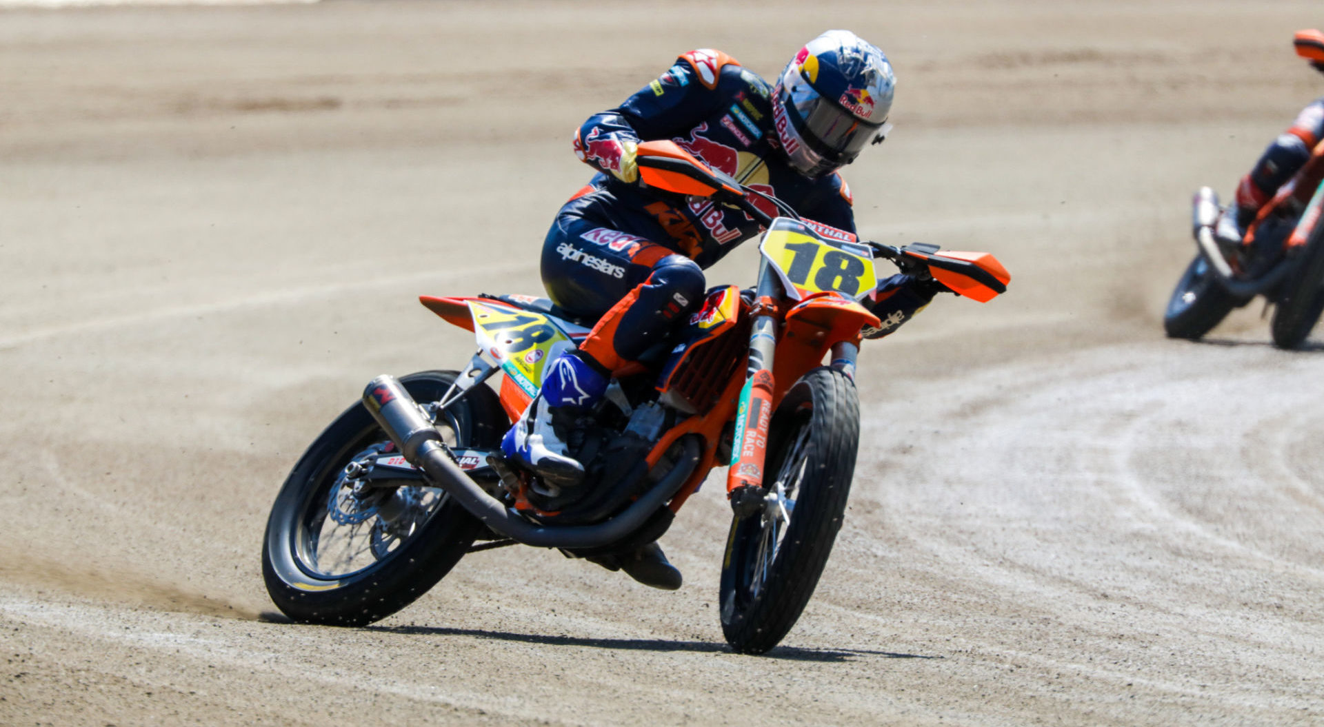 Max Whale (18). Photo courtesy Red Bull KTM Factory Racing.