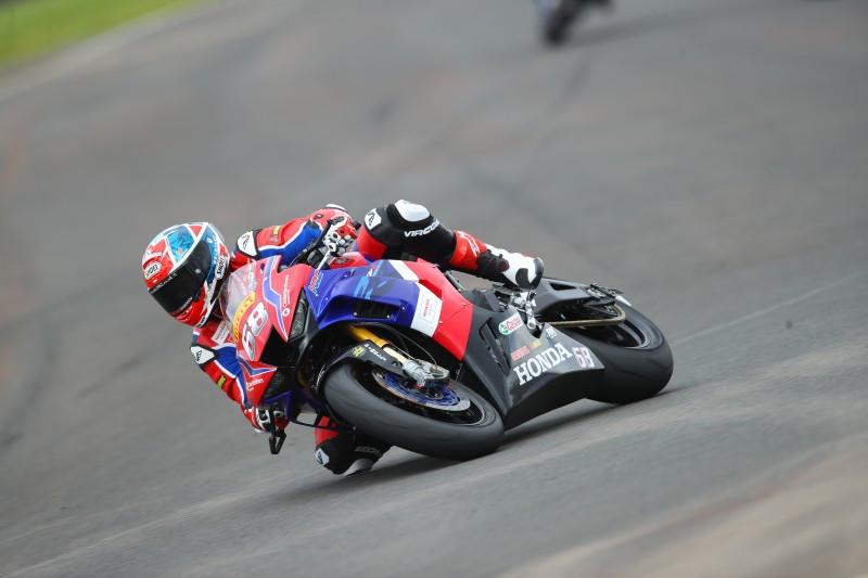 Tom Neave (68). Photo courtesy Honda Racing UK.