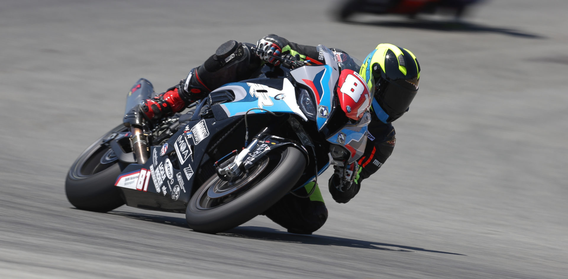 Jeremy Cook in action at Laguna Seca. Photo by Brian J. Nelson.