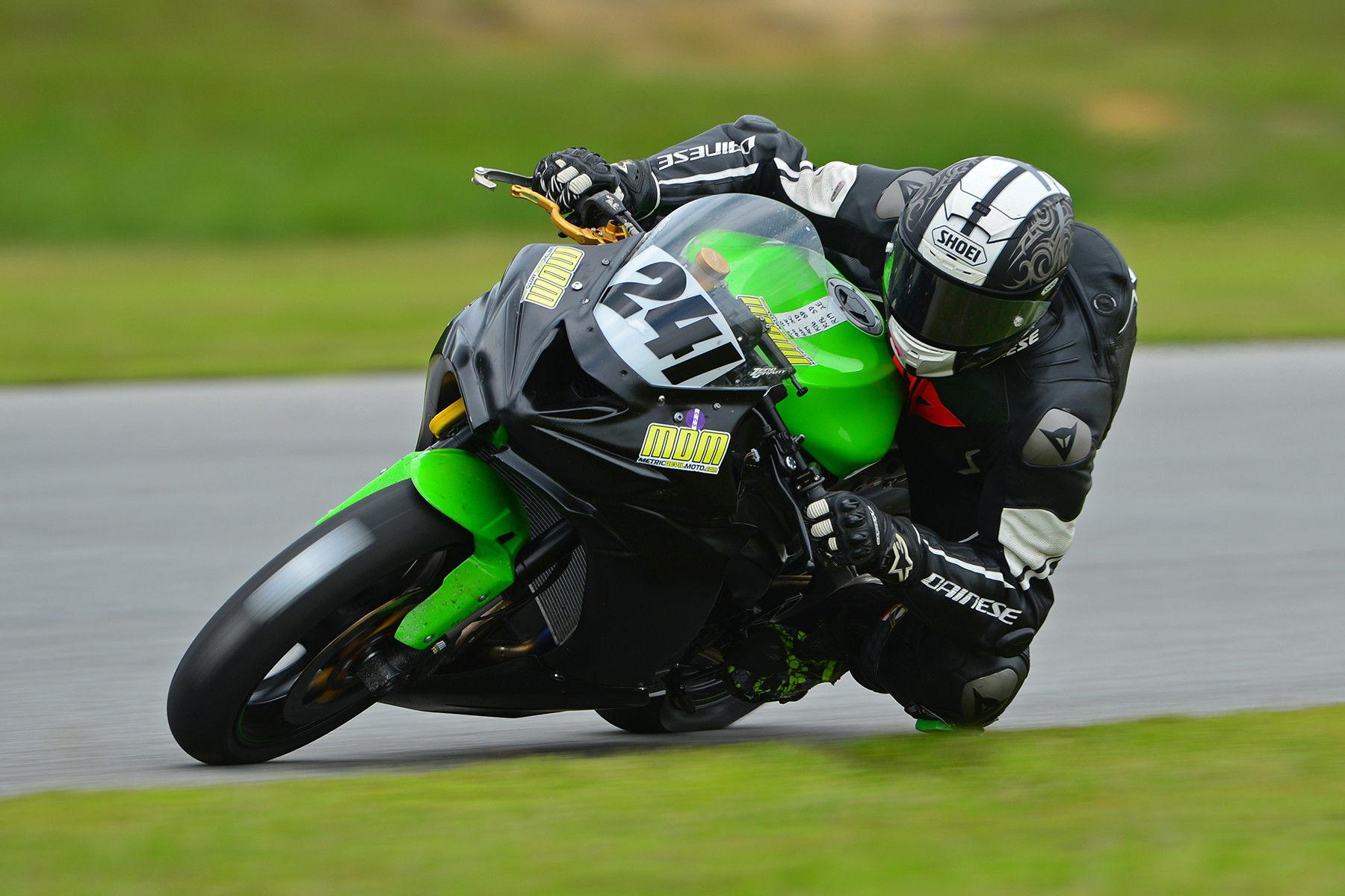Xavier Zayat (241) at speed at NCBike, in North Carolina. Photo by Lisa Theobald, courtesy ASRA/CCS.