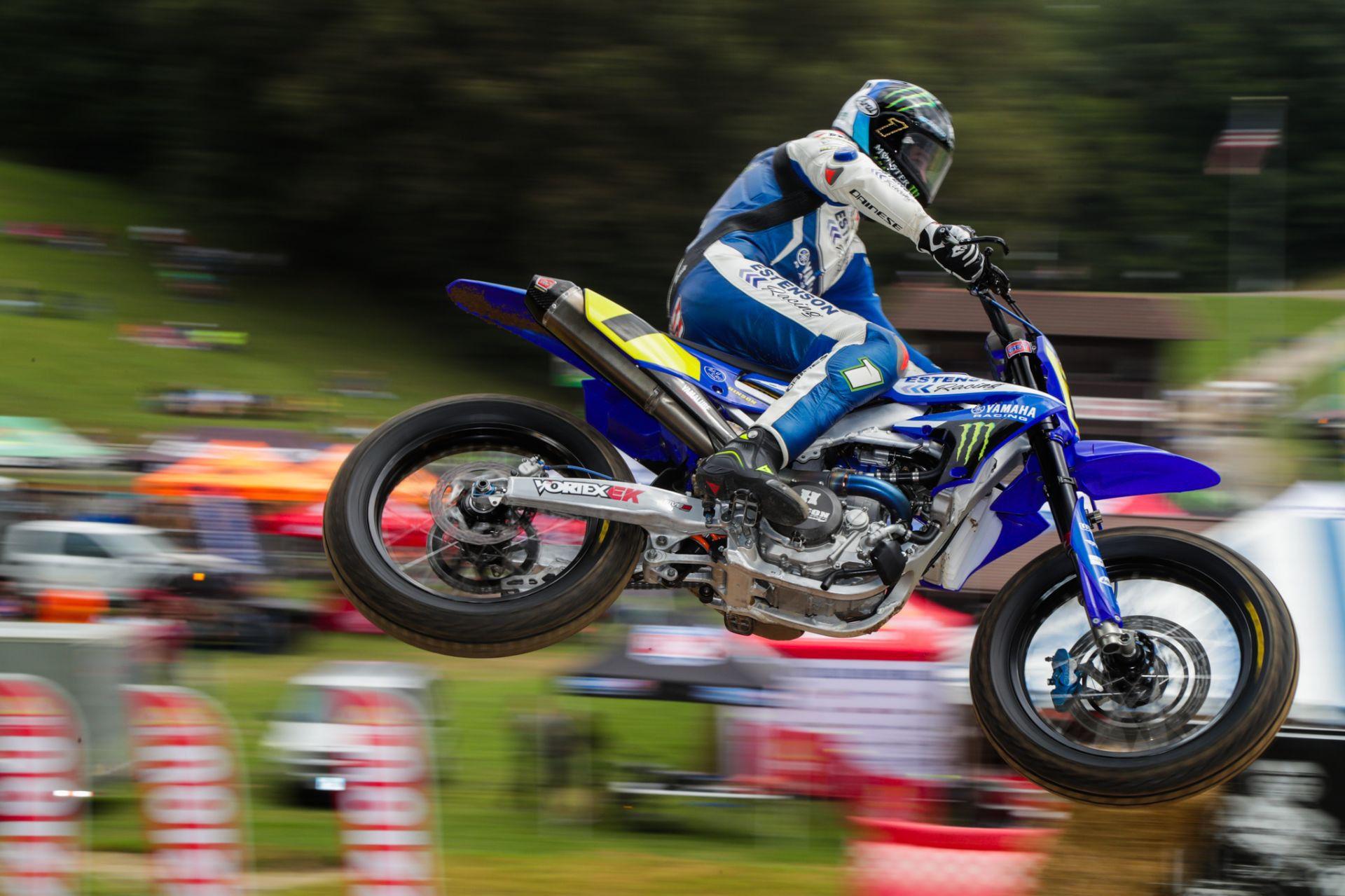 Dallas Daniels (1). Photo courtesy Yamaha.