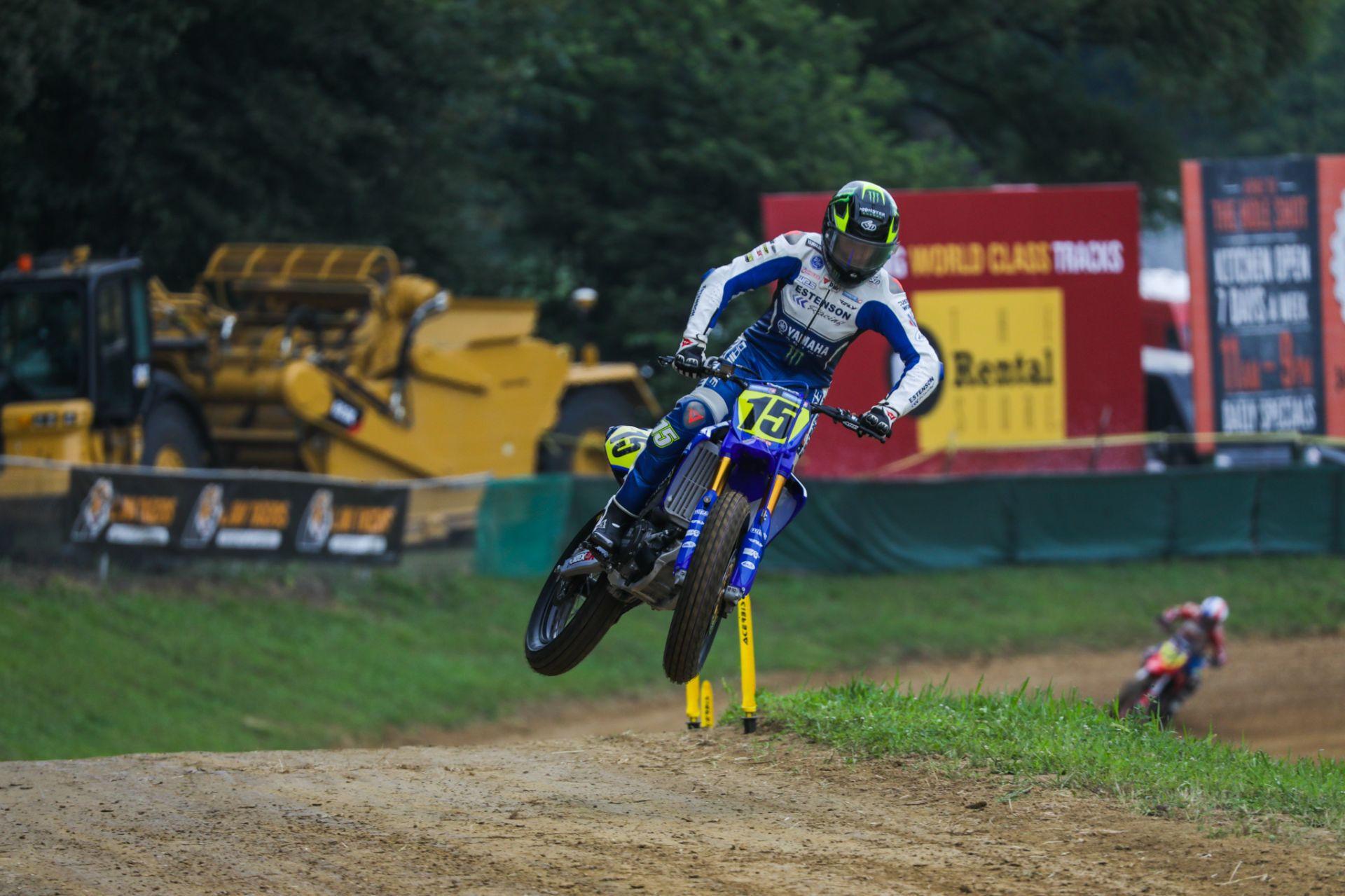 Mikey Rush (15). Photo courtesy Yamaha.