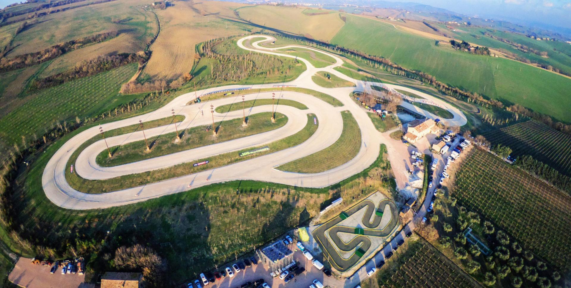 Valentino Rossi's VR46 Ranch in Italy. Photo courtesy Yamaha.