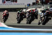 Action from the Bol d'Or 24-Hour race in France. Photo courtesy Eurosport Events.