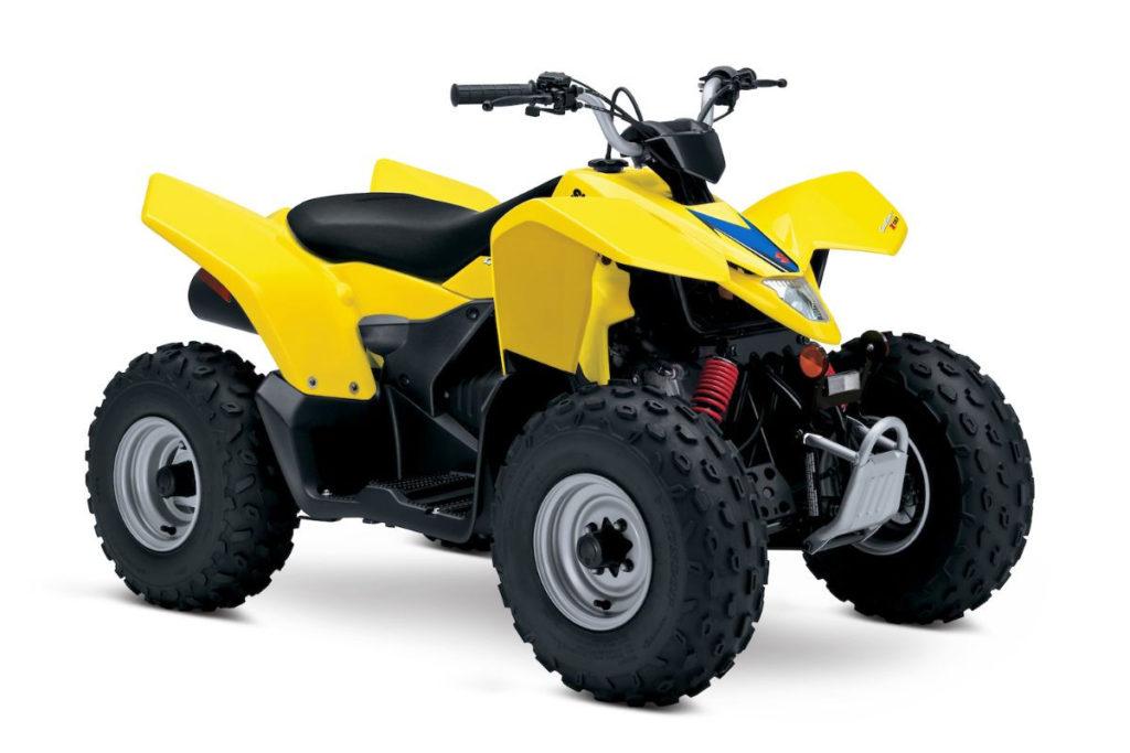 A 2022-model Suzuki Quad Sport Z90. Photo courtesy Suzuki Motor USA, LLC.