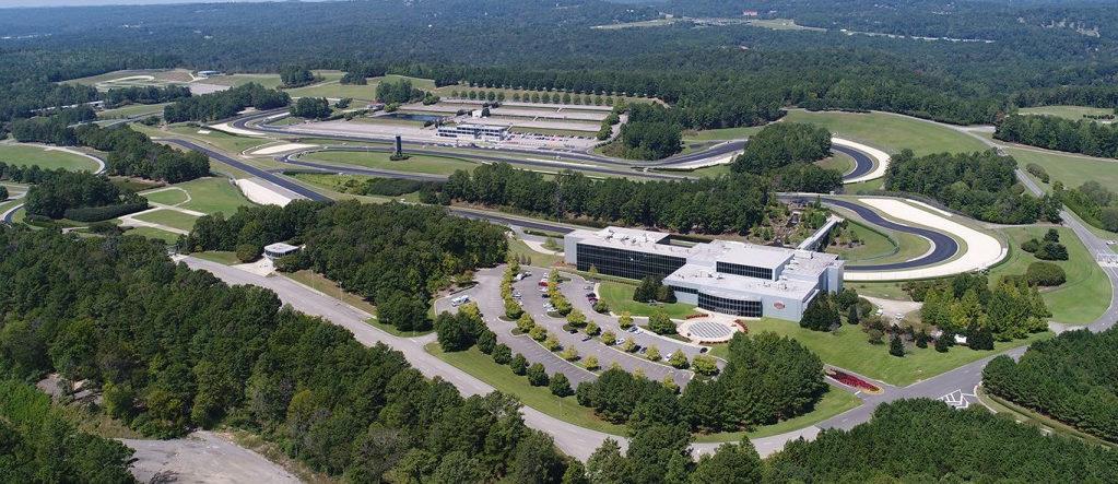 Barber Motorsports Park. Photo courtesy Barber Motorsports Park.