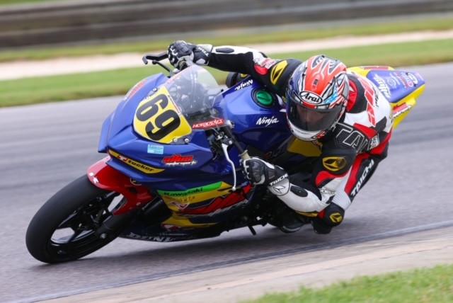 Hayden Bicknese (69). Photo by Brian J. Nelson, courtesy Altus Motorsports.