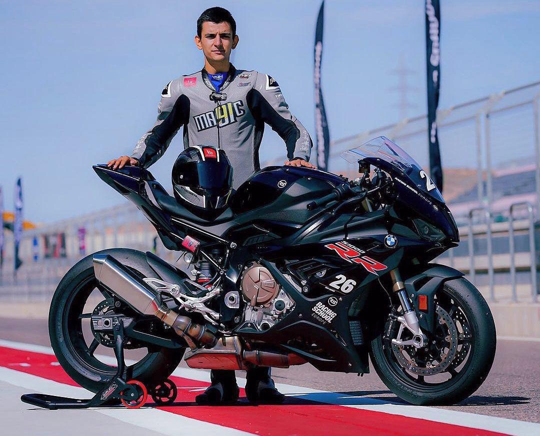 MotoAmerica: Bulgarian Mihail Florov Racing BMW In Superbike (Updated) -  Roadracing World Magazine | Motorcycle Riding, Racing & Tech News