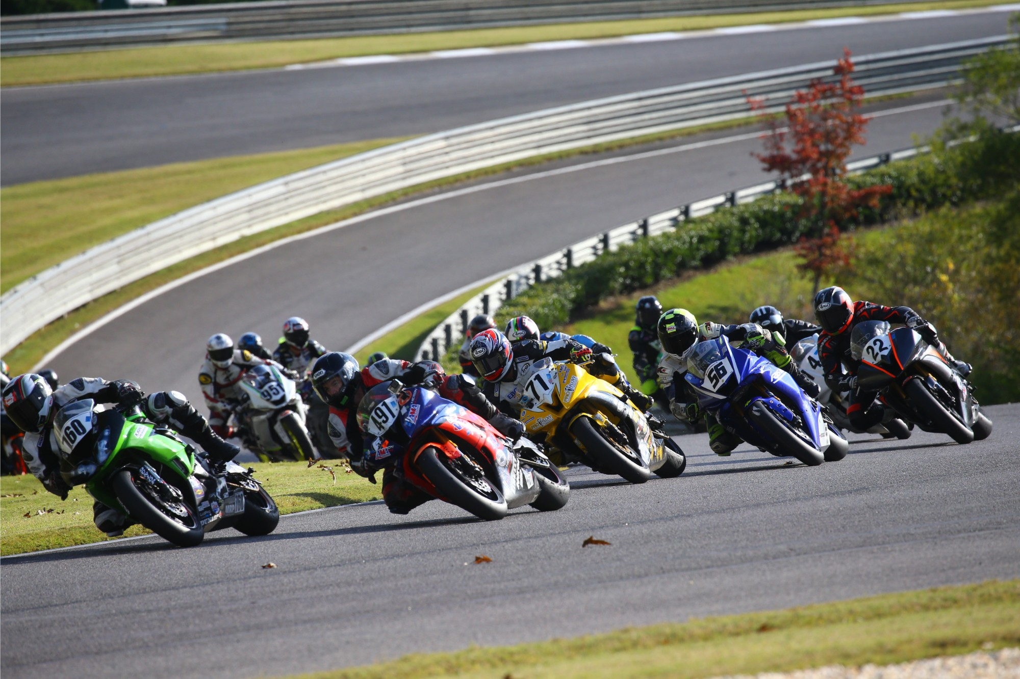 Barber Motorsports Park >> Ama Road Race Grand Championship Returning To Wera Gnf