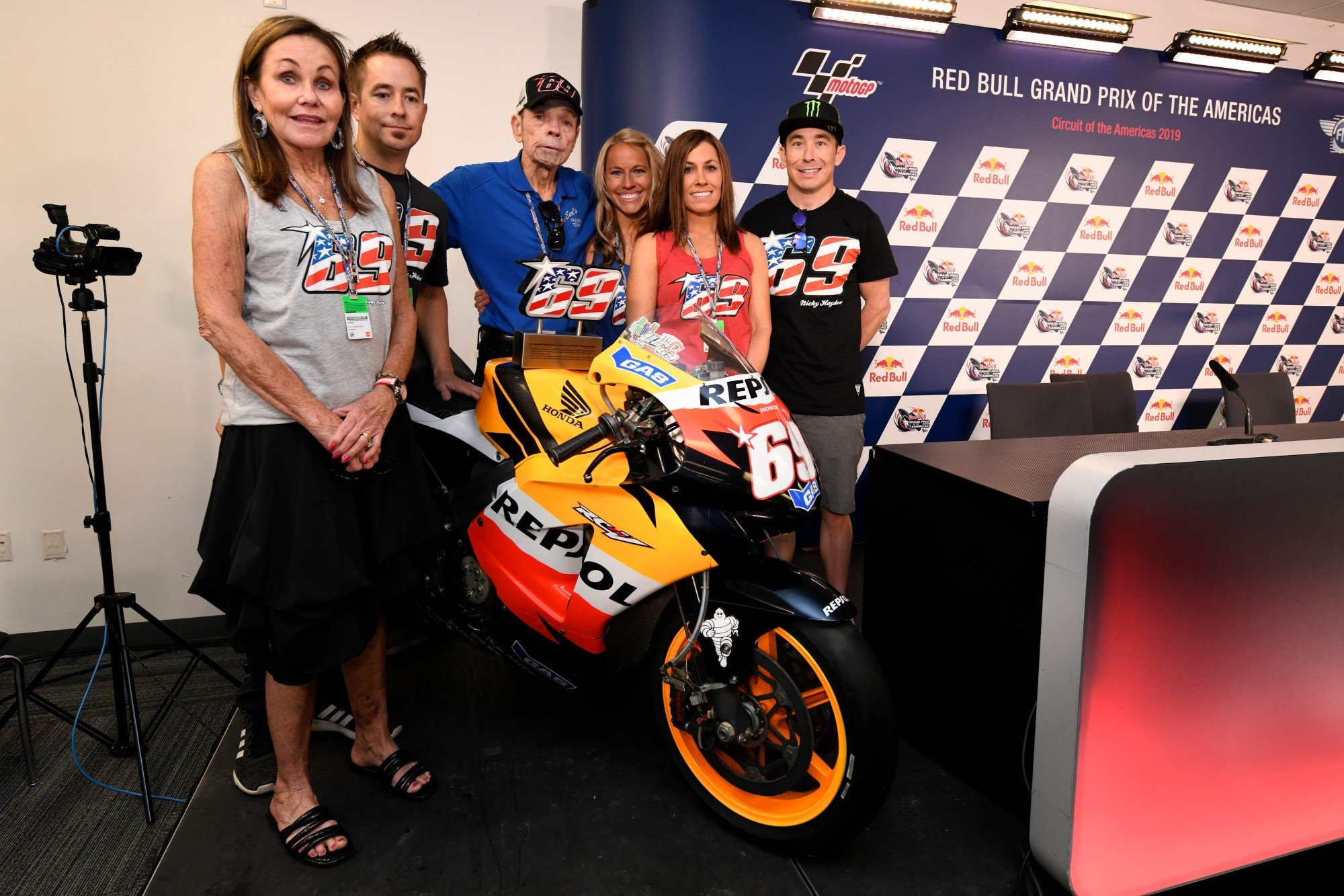 Motogp Nicky Hayden S 69 Retired From Motogp Racing At Circuit Of The Americas Roadracing World Magazine Motorcycle Riding Racing Tech News
