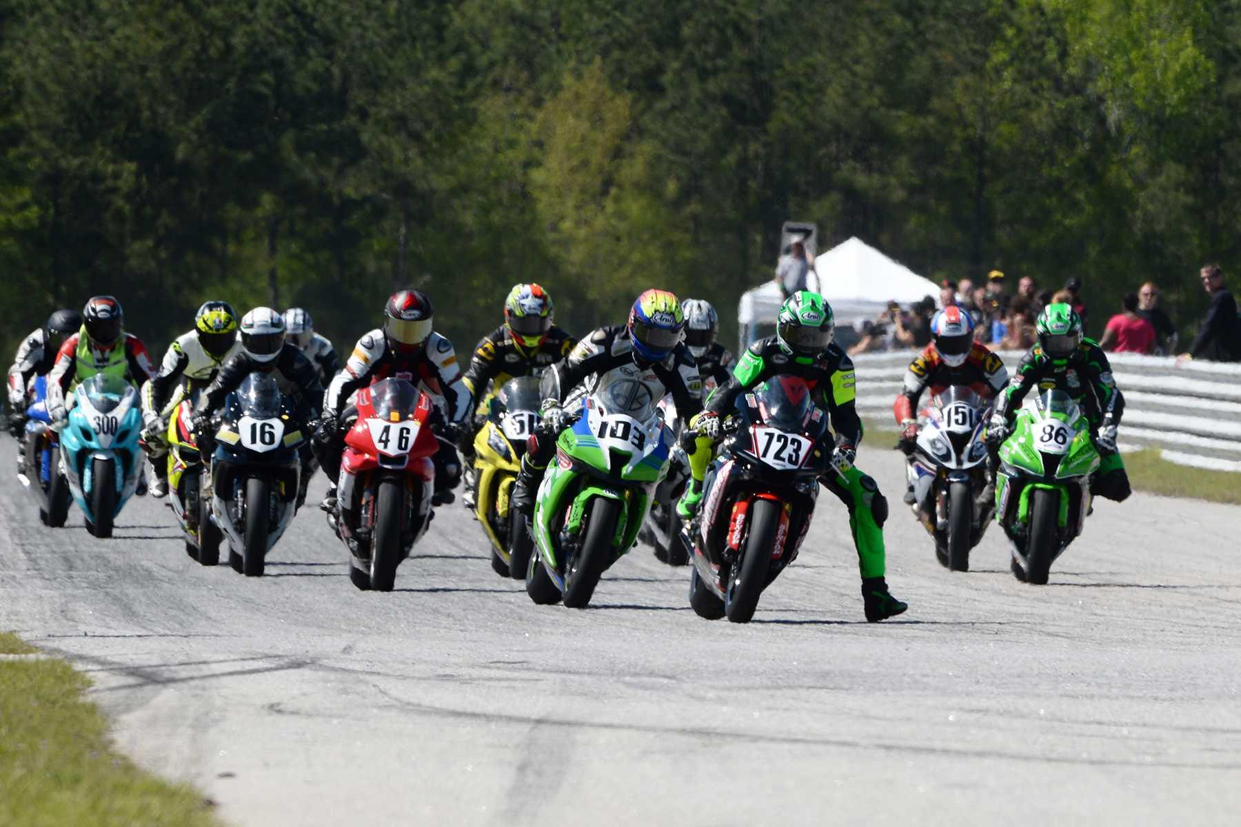 Carolina Motorsports Park >> Ccs Frankie Babuska Jr Goes Undefeated At Carolina