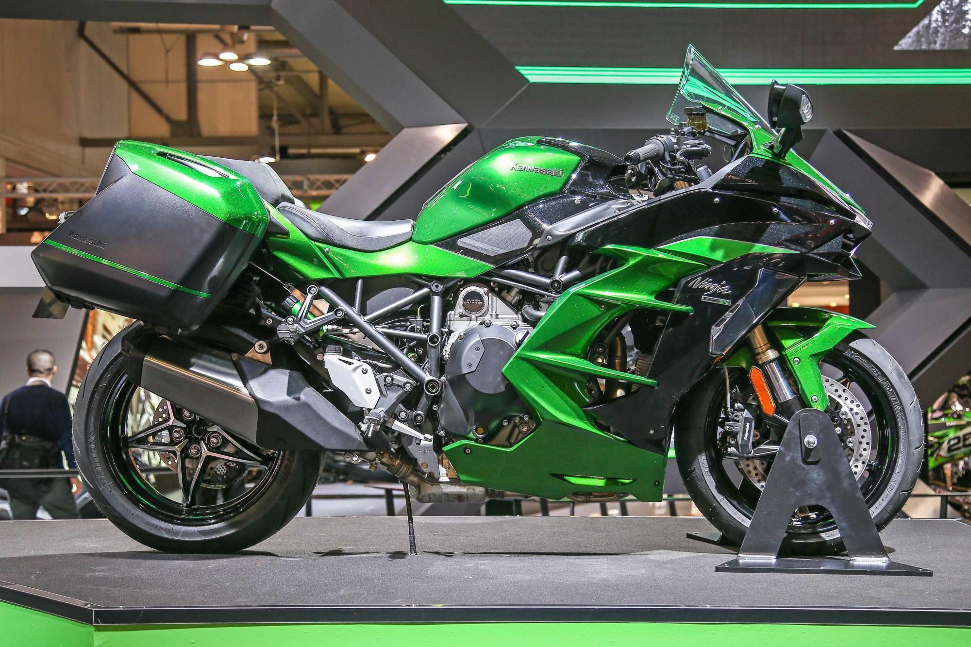 Aimexpo Kawasaki To Make Global And North American Debuts