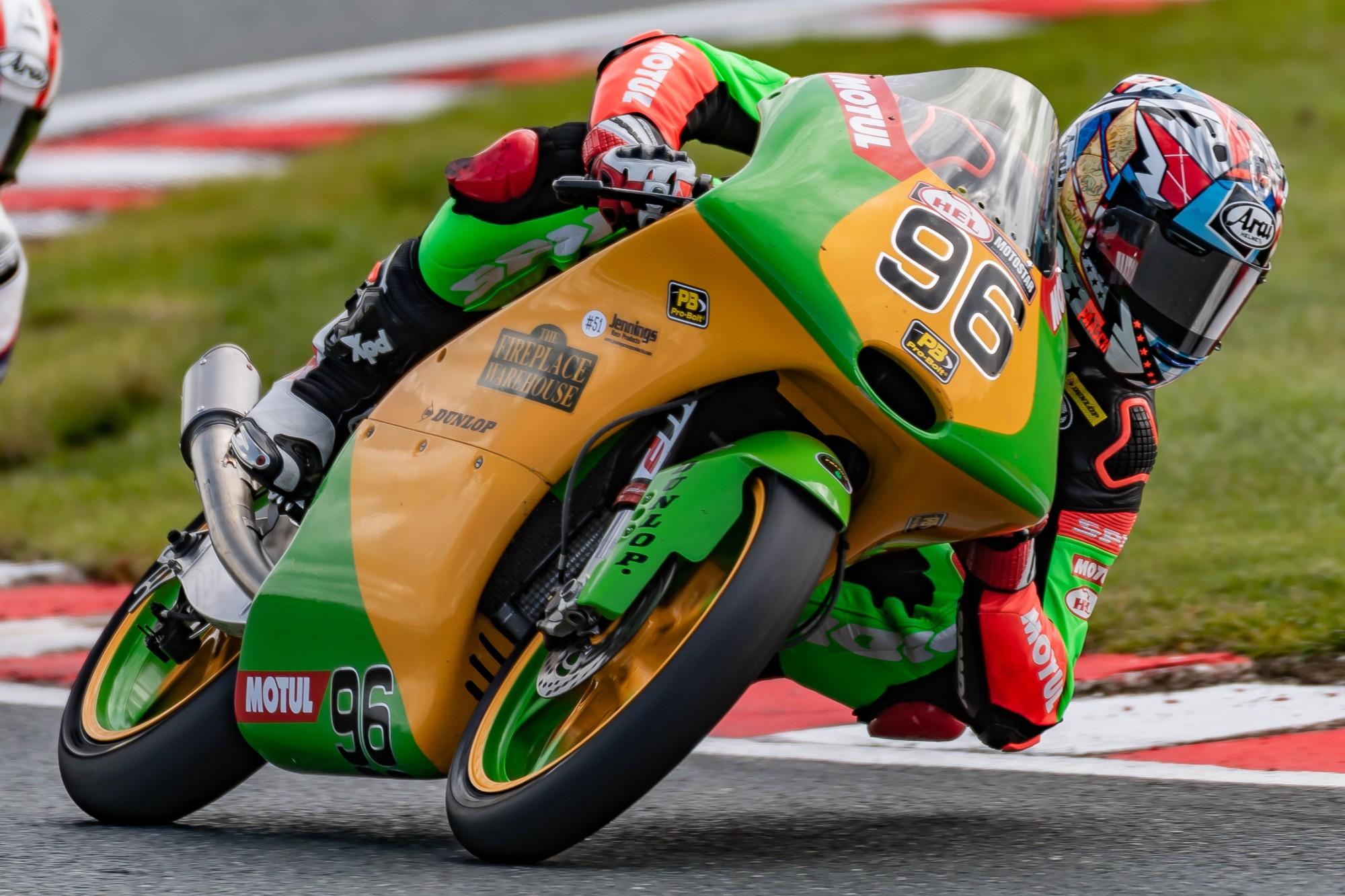 Moto3 World Championship: American Brandon Paasch To Race As Wild Card At  Silverstone - Roadracing World Magazine | Motorcycle Riding, Racing & Tech  News