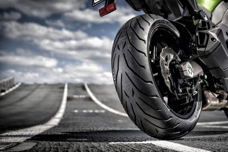 Multistrada 1200 Tyre Only - 190//55 R17 75W 1x Pirelli Angel GT D