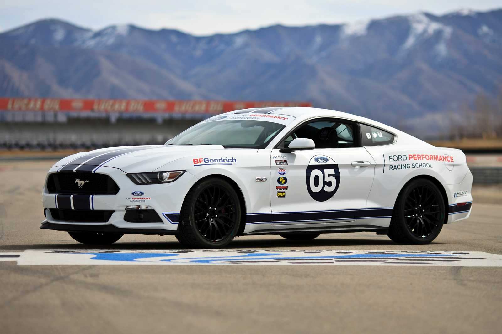 Ford Performance Racing School >> Ford Performance Racing School Does Deal With Tooele County