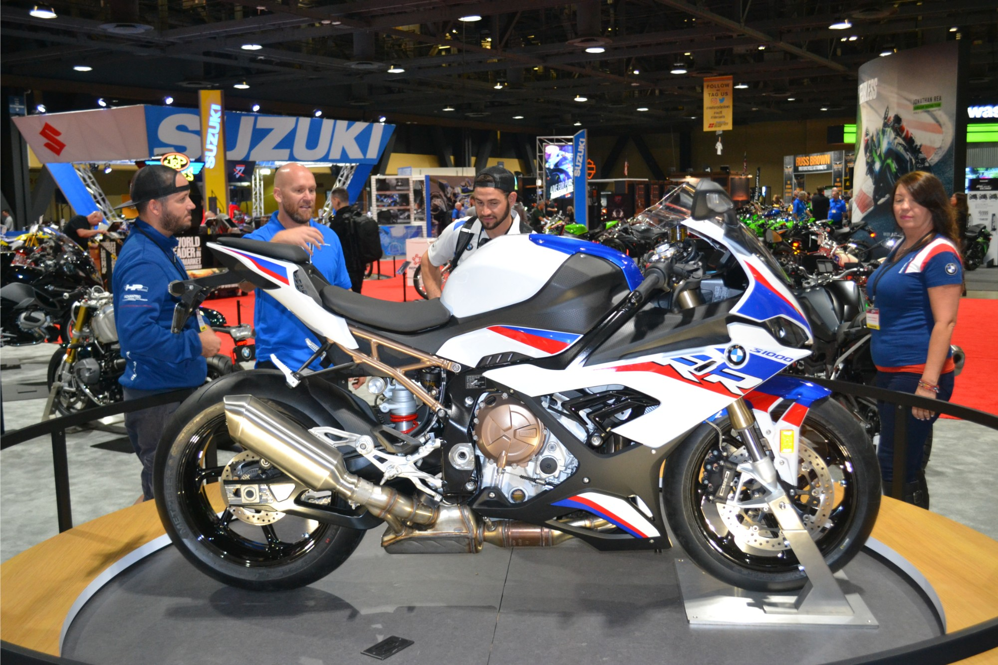 Canadian Superbike Alex Welsh To Compete On 2020 Model Bmw S1000rr At 2019 Season Finale Roadracing World Magazine Motorcycle Riding Racing Tech News
