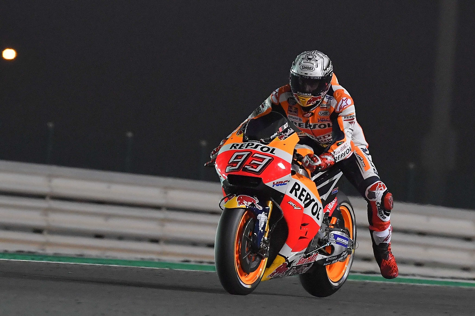Motogp Brembo Offers An Inside Look At Using The Brakes At Losail International Circuit Roadracing World Magazine Motorcycle Riding Racing Tech News