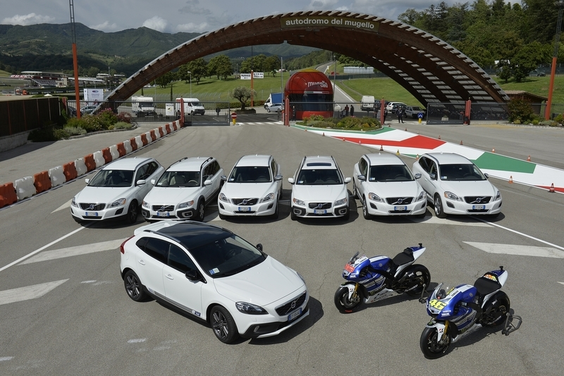 Volvo Becomes Official Car Supplier Of The Factory Yamaha