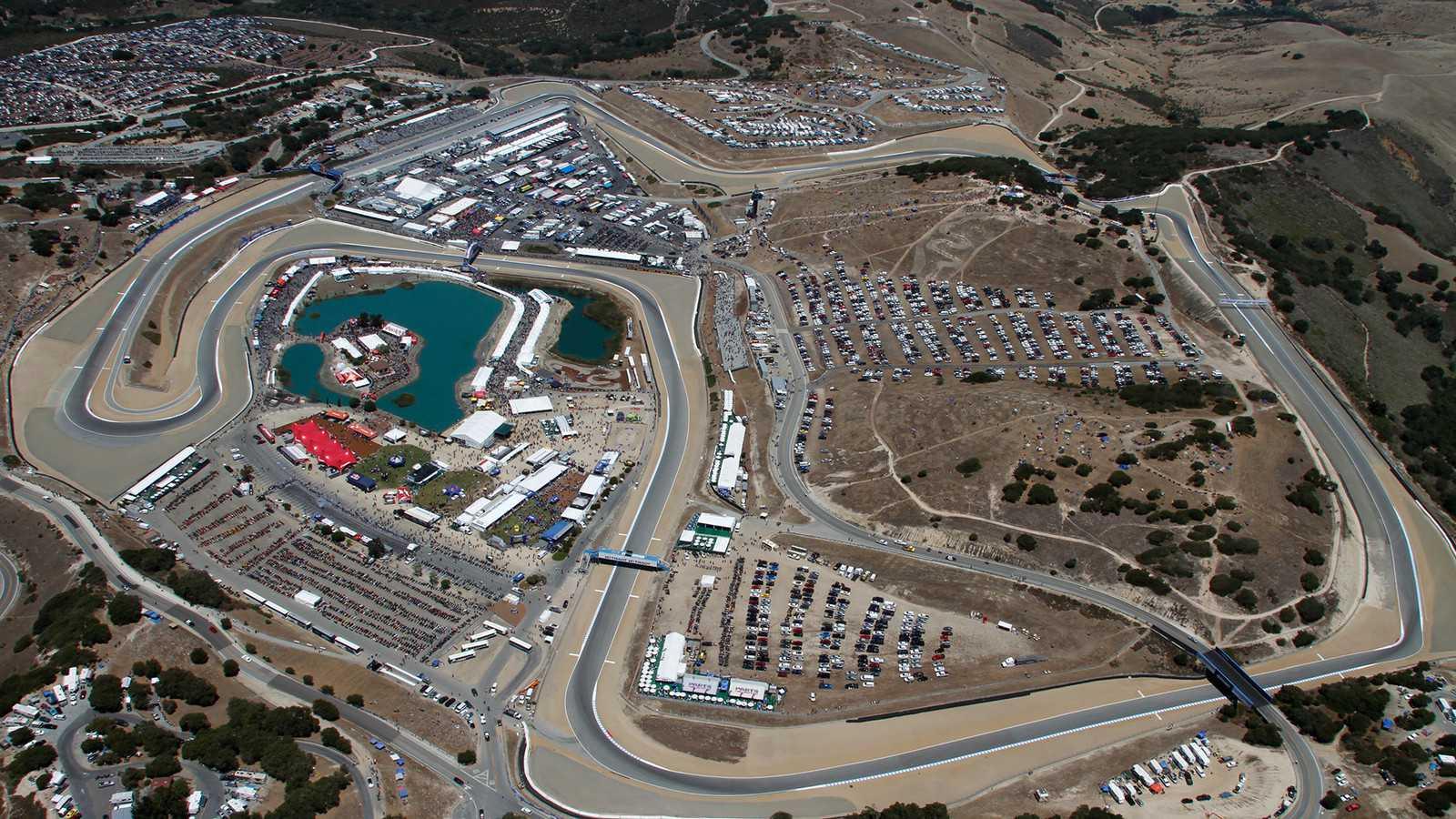 Mazda Raceway Laguna Seca >> Mazda Raceway Laguna Seca Will Be Managed By Scramp For At