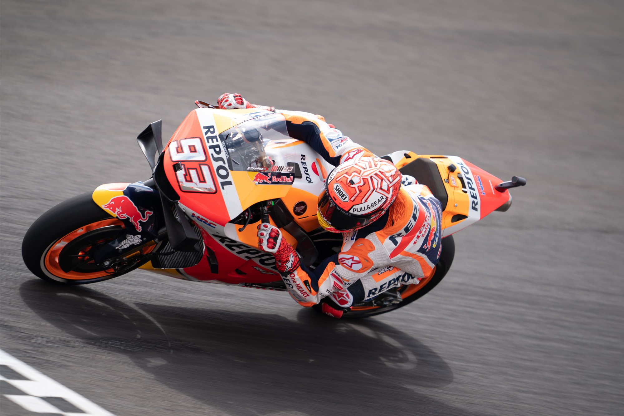 Andrea Dovizioso Race Number 04-2014 Very Small Pair