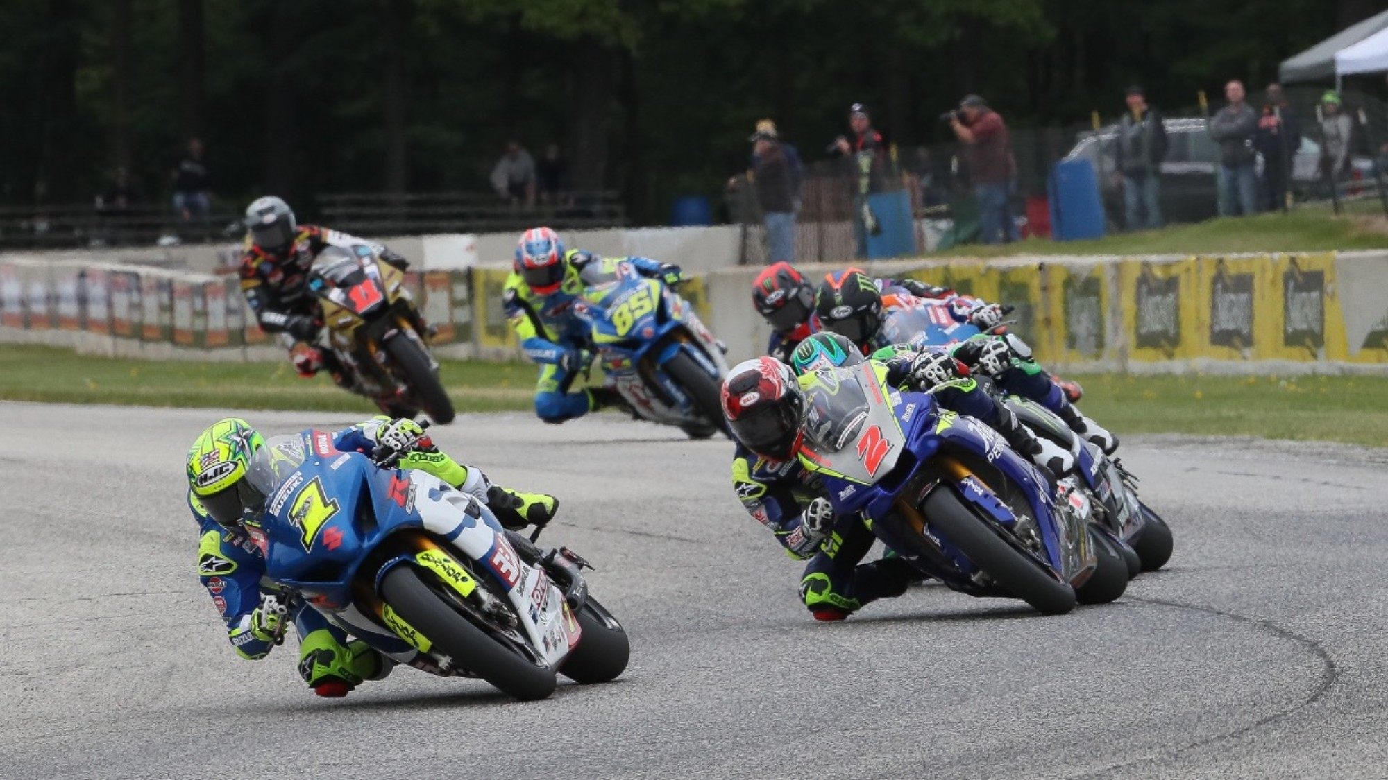 MotoAmerica: How To Follow The Action At Road America Via ...